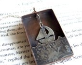 Fair Winds and Following Seas Pendant