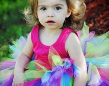 Berry  Berry Tutu  Great for Birthdays, Photography Prop, and Dance