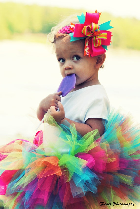 The  Breezy Tutu, Newborn Tutu, Baby Tutu, Tutus for children, Flower Girl tutu, 1st birthday tutus, birthday tutu, mommy and me tutus