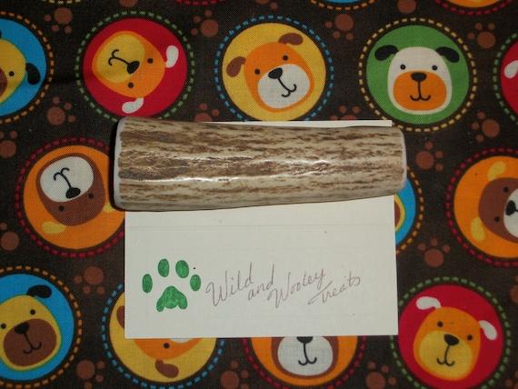 Small-Medium Elk Antler Dog Chew (Lot 367)