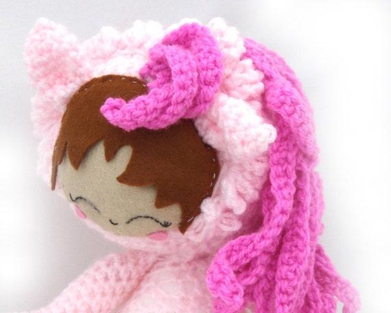 Pinkie Pie inspired Geela Doll