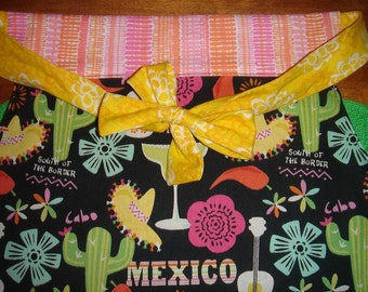 mini mexican apron