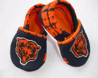 Crib Shoes Chicago Bears
