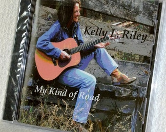 Music CD, My Kind of Road, Kelly Riley originals