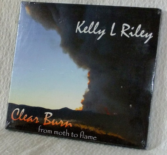 Music CD, Clear Burn, Kelly Riley