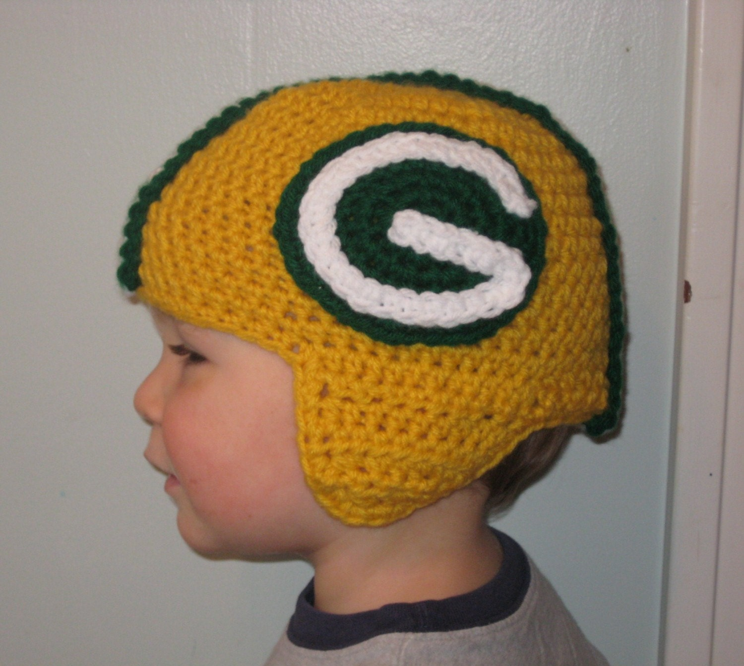 Green bay packer nfl football helmet toddler size hand zoom bankloansurffo Choice Image