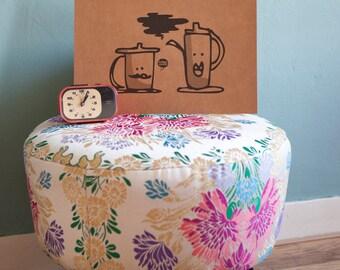 teapot teacup poster