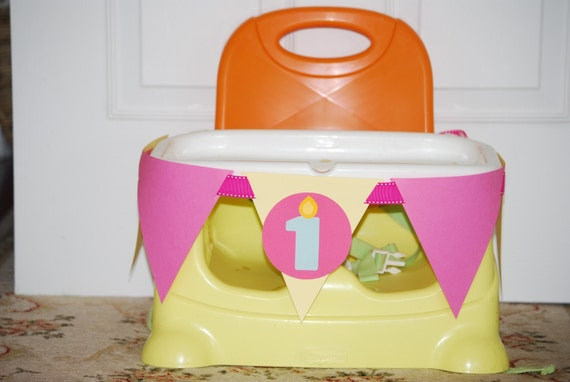 Bunting for High Chair