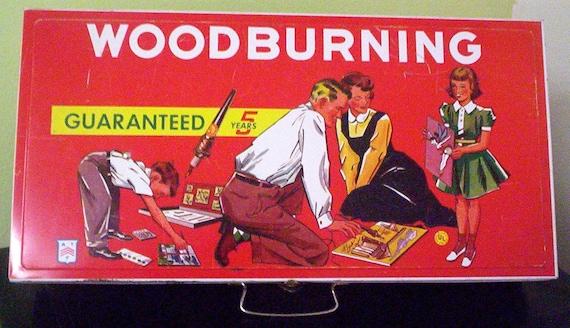 wood burning sets