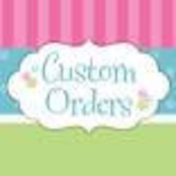 Custom order ninalotadesigns
