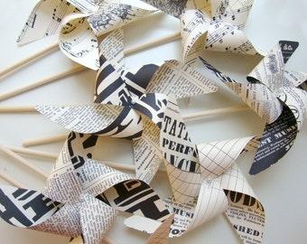 pinwheels set of 8 Large Pinwheels
