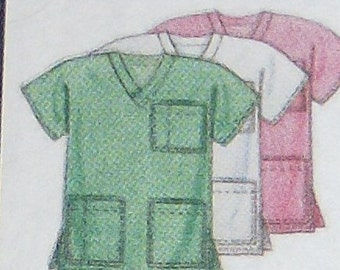 Custom Scrubs - you pick size, fabric and style