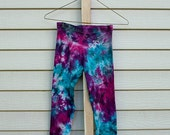 reserved for Meaghan: Tie-Dye Bundle (2 pairs leggings, 1 sweatshirt)