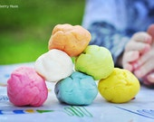 7 flat packages of therapeutic fun dough