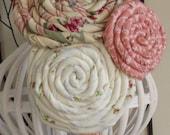 Summer Sorbet Girl Headband Fascinator Interchangable Headband Shabby Chic Headband Boutique Clothing Children Girl Hairband