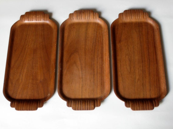 Wooden Tray, Toastmaster, Serving Tray