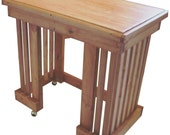 Custom Furniture, Butcher Table, Side Tables, Coffee Tables