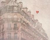 Paris Photography, Paris gallery art print - Paris, La Ballon Rouge - fine art photography print of Paris