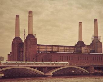 "London print, travel photography, London photography - ""Animals"""