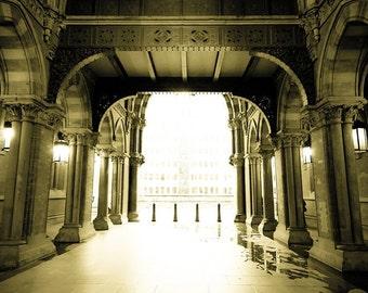"London fine art photography, travel photography, London art print - ""Time Stood Still"""