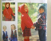 Simplicity 9778 Child's Separates  Size 2,3,4