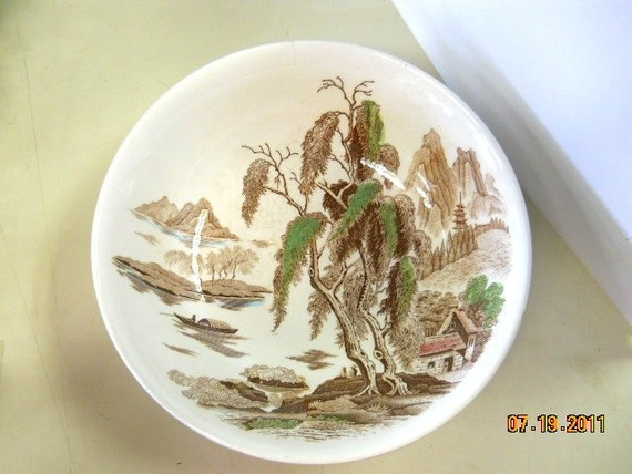 Nasco Sayonara China - Serving Bowl