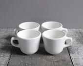 Vintage Homer Laughlin Diner Mugs / Cups