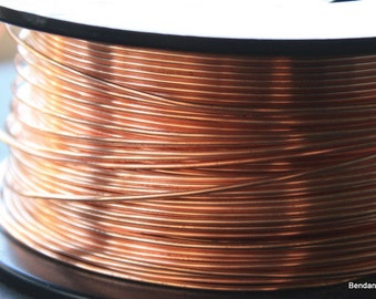 10 Feet Copper Wire 18 Gauge Heavy