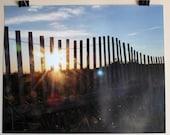 sunset // aquinnah // martha's vineyard