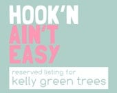Reserved Listing for Kelly Green Trees