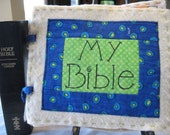 My Bible Quiet Book Pattern