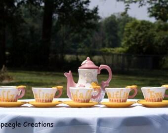 Sunny Day Tea set for 5