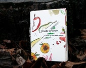 "Art Zine ""Fruits of Love: A Book of Lore and Magic"" Limited Edition"