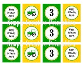 Tractor Themed Printable Party