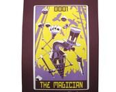 """Robo Tarot: Major Arcana v2 """"The Magician"""" print"""