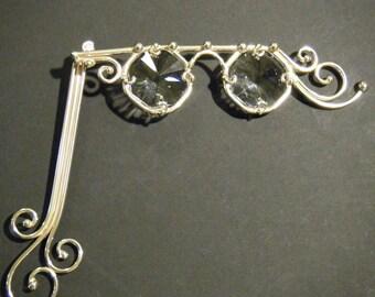 Bronze Kaleidoscopic Opera Glasses