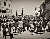 St. Marks Square - Fine Art Photography 5x7