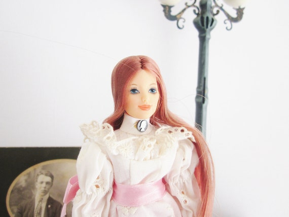 Vintage Jody Doll Ideal Victorian The Country Girl Doll Barbie Look alike