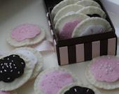 Felt Sugar Cookies - Playsweets