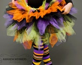 Witch tutu Halloween costume
