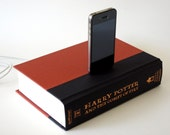 Harry Potter and The Goblet of Fire Used Book Charging Dock for iPhone and iPod