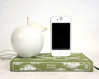 Jane Austen's Persuasion booksi iPhone and iPod -Cloth