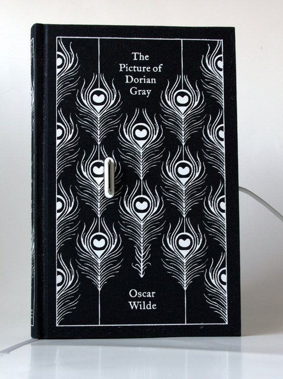 Oscar Wilde's Picture of Dorian Gray booksi Book Charging Dock for iPhone and iPod
