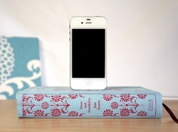 Jane Austen's Sense and Sensibility booksi iPhone
