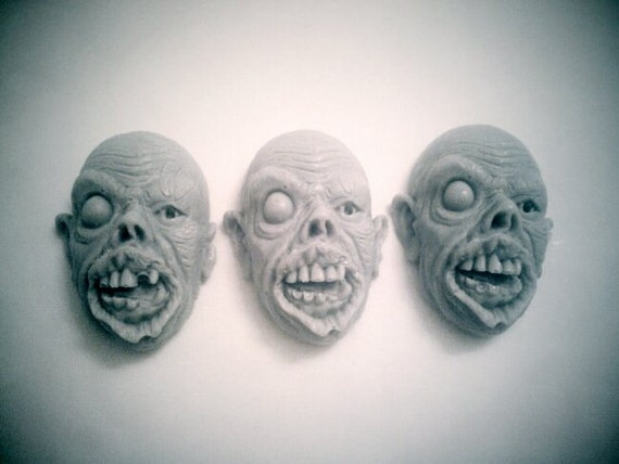 Zombie Wedding Gifts: Items Similar To Zombie Soap, Zombies, Halloween