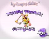 Decoden Tutorial: Cream Case