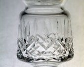 Waterford Crystal Condiment Jar with Lid