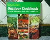 Betty Crocker's New Outdoor Cookbook - Betty Crocker's Cookbook - Outdoor Cookbook - Betty Crocker - Vintage Cookbook - Cookbook - Barbecues