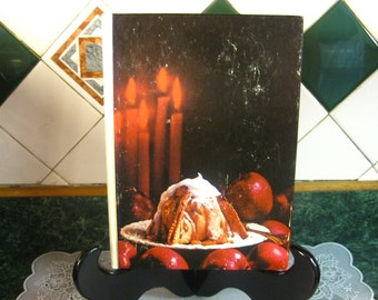Vintage Southern Living Cookbook - The Holiday Cookbook - Vintage Cookbook - Southern Living Book - Holiday Menus - Southern Living