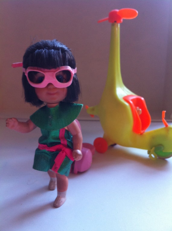 Harriet Helididdle Liddle Kiddle 1968 to 1970